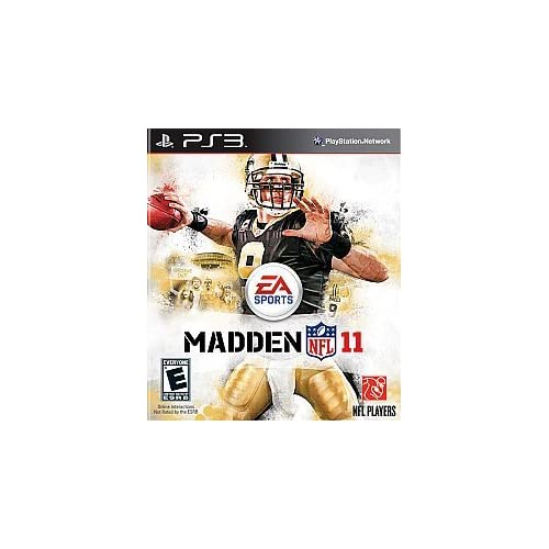 Madden NFL 11 Game For PlayStation PS3