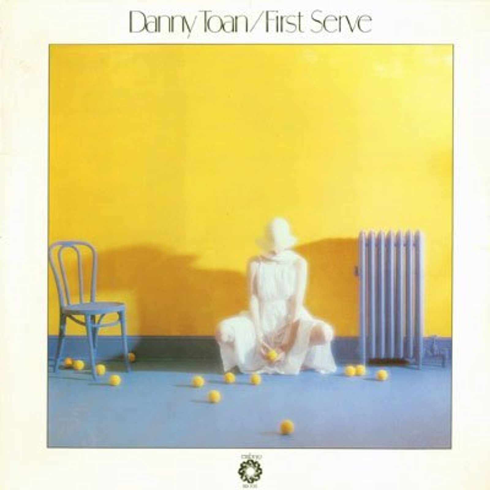 First Serve By Toan Danny On Vinyl  Record