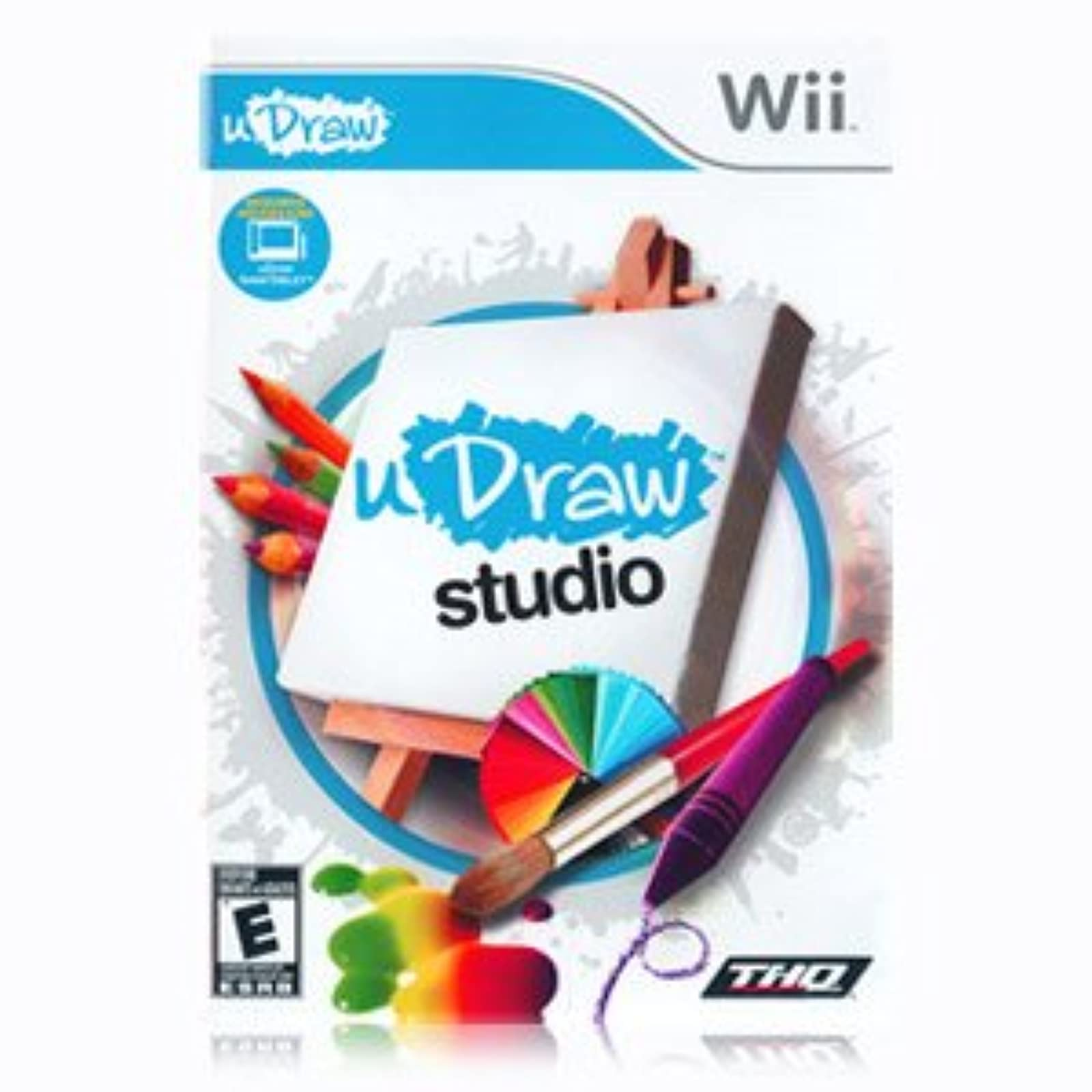 uDraw Studio Game For Wii And Wii U