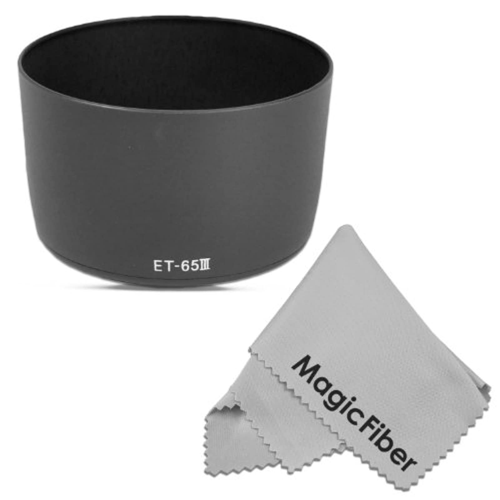 ET-65III Dedicated Altura Photo Lens Hood For Canon Ef 85MM F/1.8 Usm Ef 100MM F