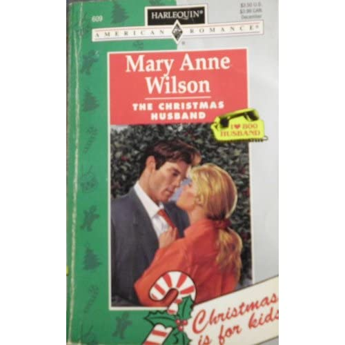 The Christmas Husband By Mary Anne Wilson Book Paperback