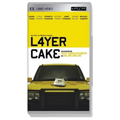 Layer Cake For PSP UMD