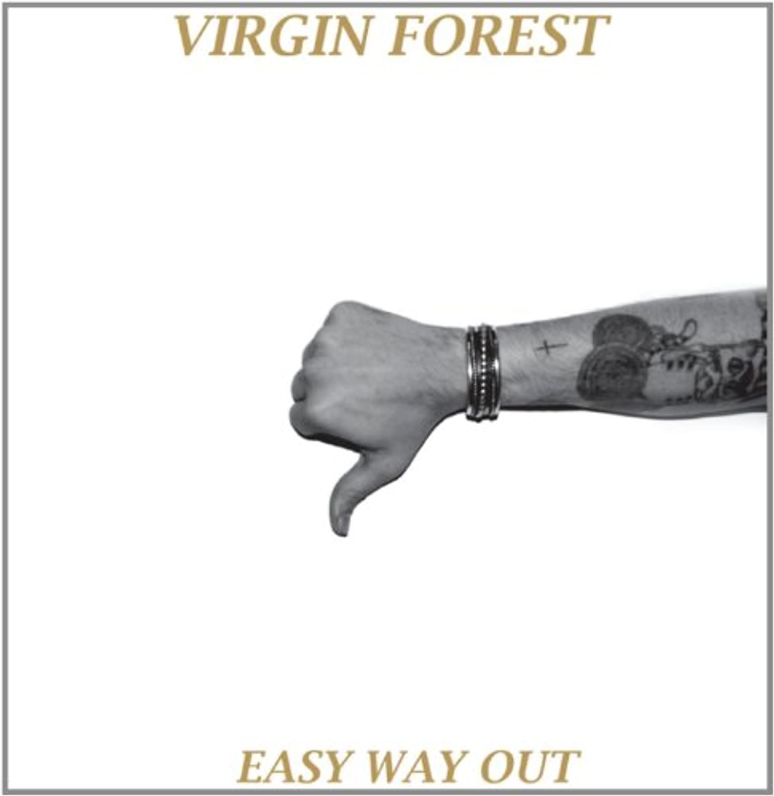 Easy Way Out Record By Virgin Forest On Vinyl