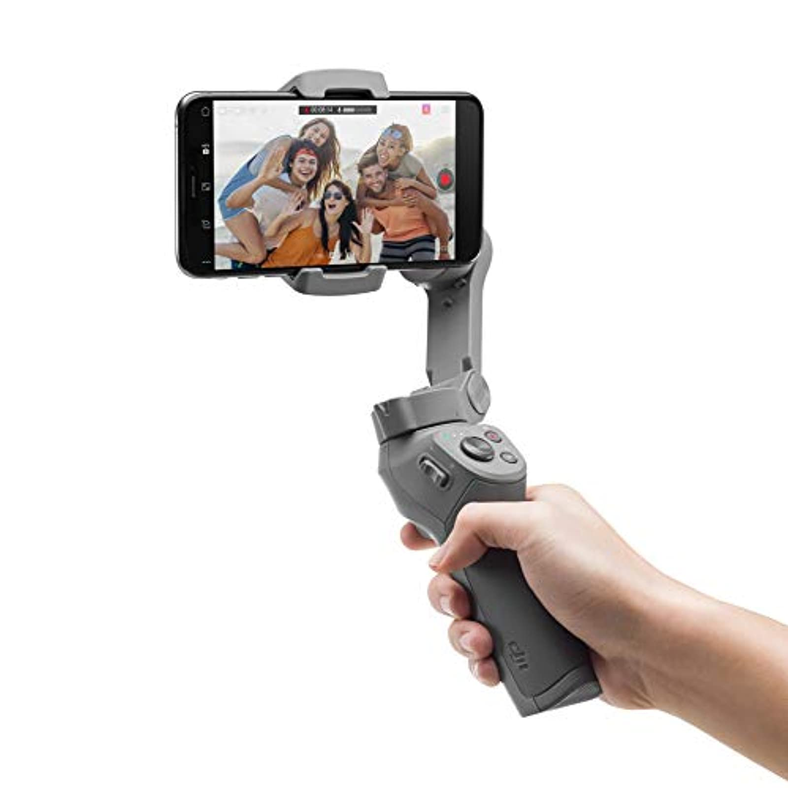 DJI Osmo Mobile 3 Combo Gray Arm Grip CPOS.00000040.01 Grey