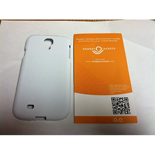 Gadget Jackets High Quality Soft Case For Samsung Galaxy S4 White