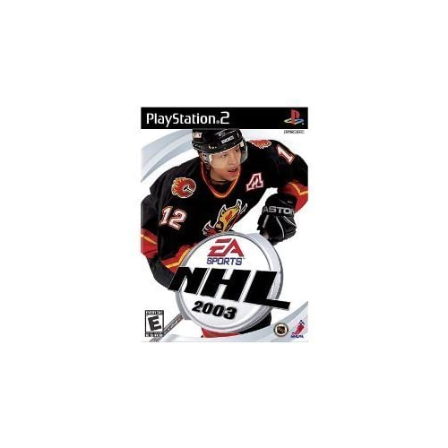Image 0 of NHL 2003 For PlayStation 2 PS2 Hockey