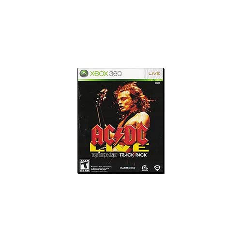 AC/DC Live: Rock Band Track Pack For Xbox 360 Music