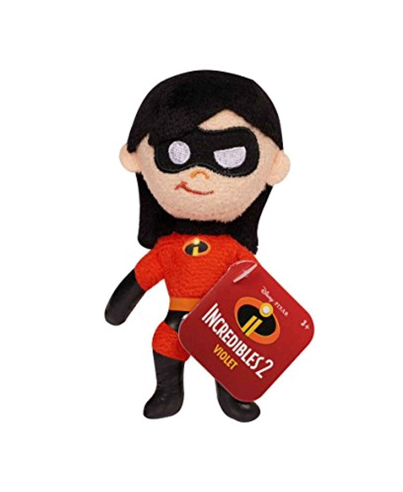 The Incredibles Violet Red Toy Plush