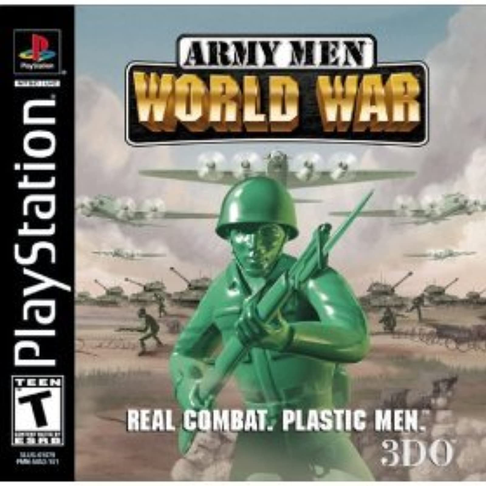 Army Men World War For PlayStation 1 PS1