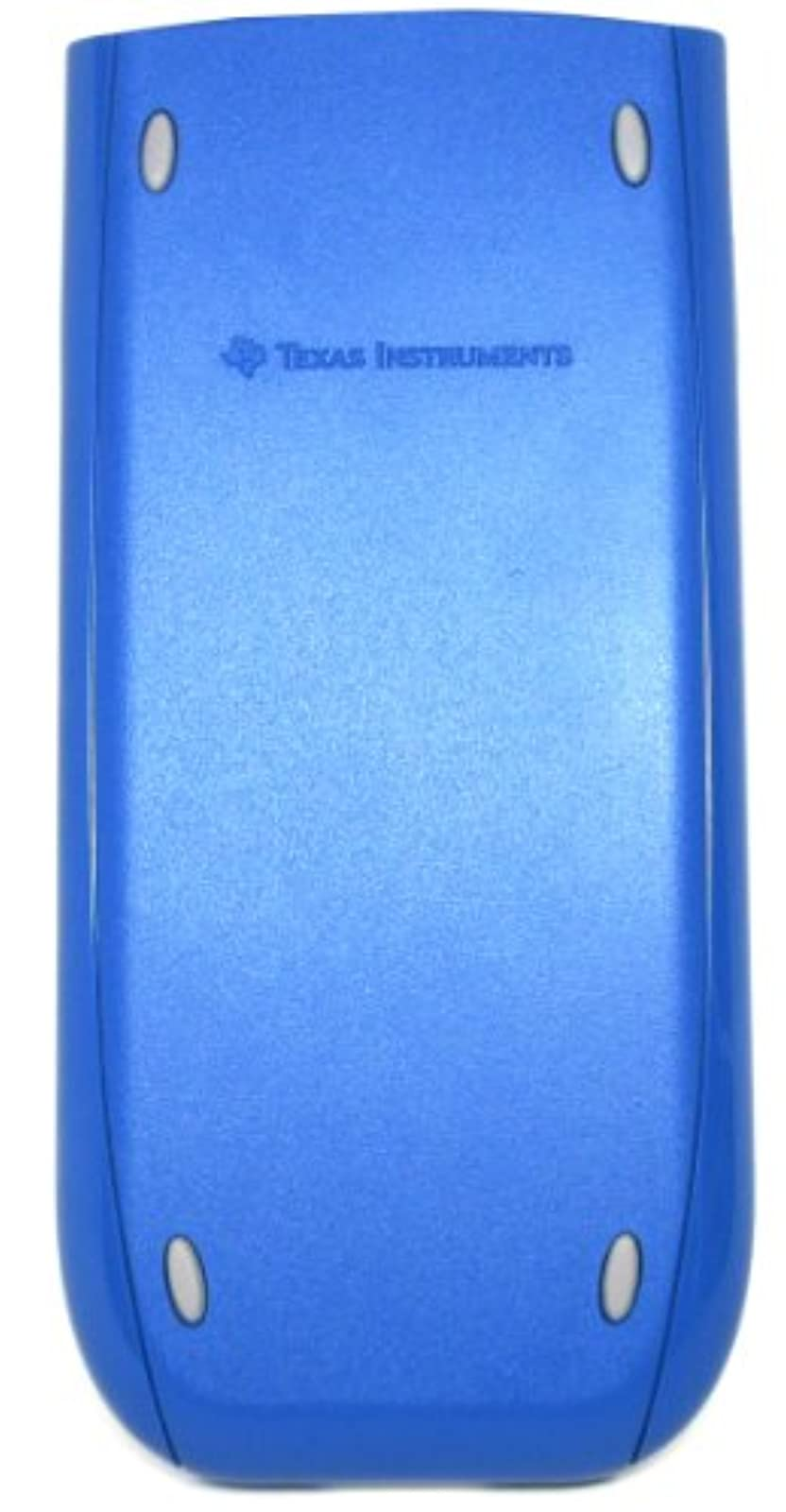 Slide Cover For Texas Instruments Ti 84 Plus Silver Edition Blue Calculator