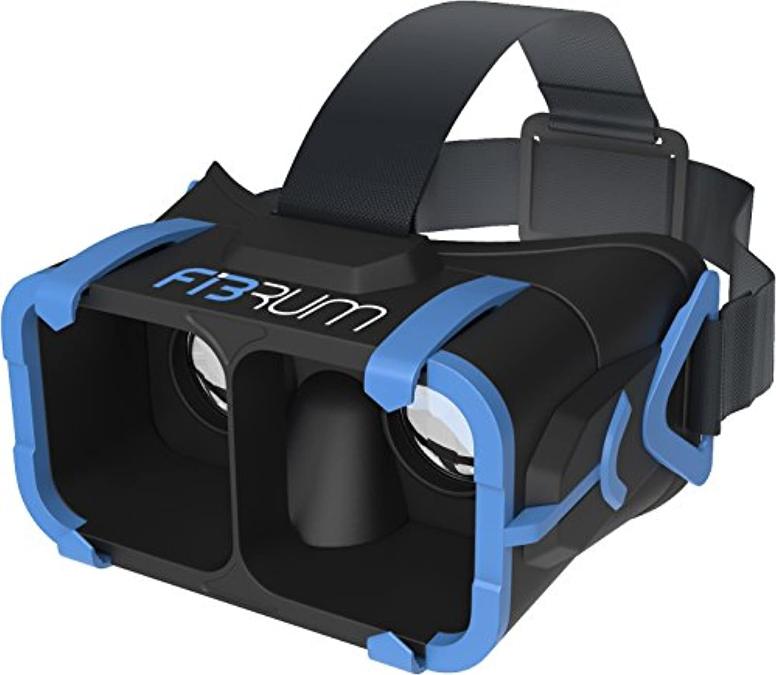 Fibrum Portable Virtual Reality Kit With Unlimited Fibrum App Downloads 4-6 Sc