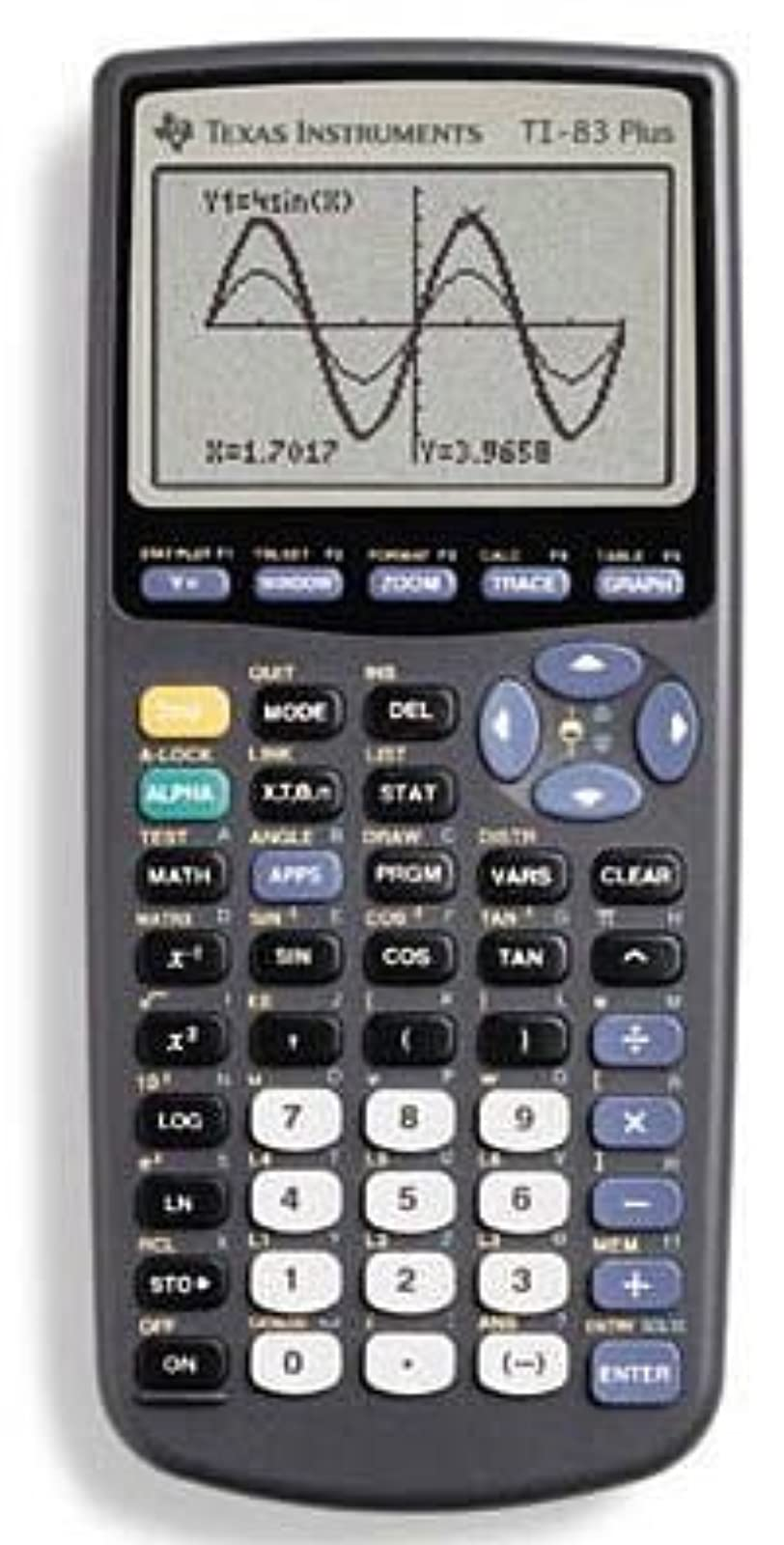 Calculator Graphing TI-83 Plus