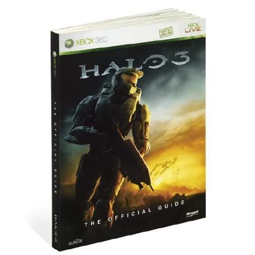 Halo 3: The Official Strategy Guide Prima Official Game Guides