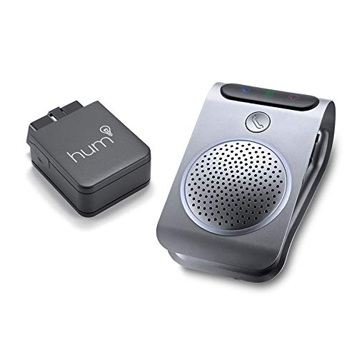 Hum X Bluetooth Verizon 4G LTE Wi-Fi Hotspot Hands-Free Calling Odb-Ii Diagnosti