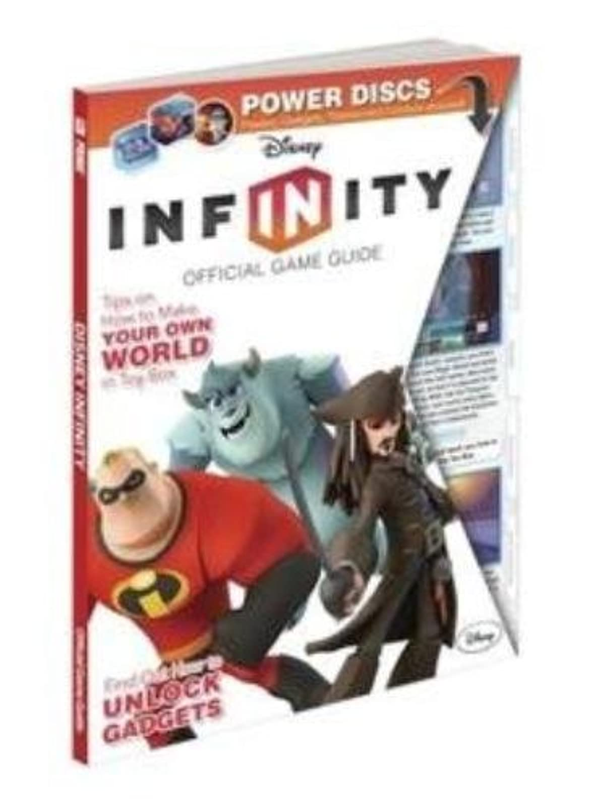 Disney Infinity Strategy Guide