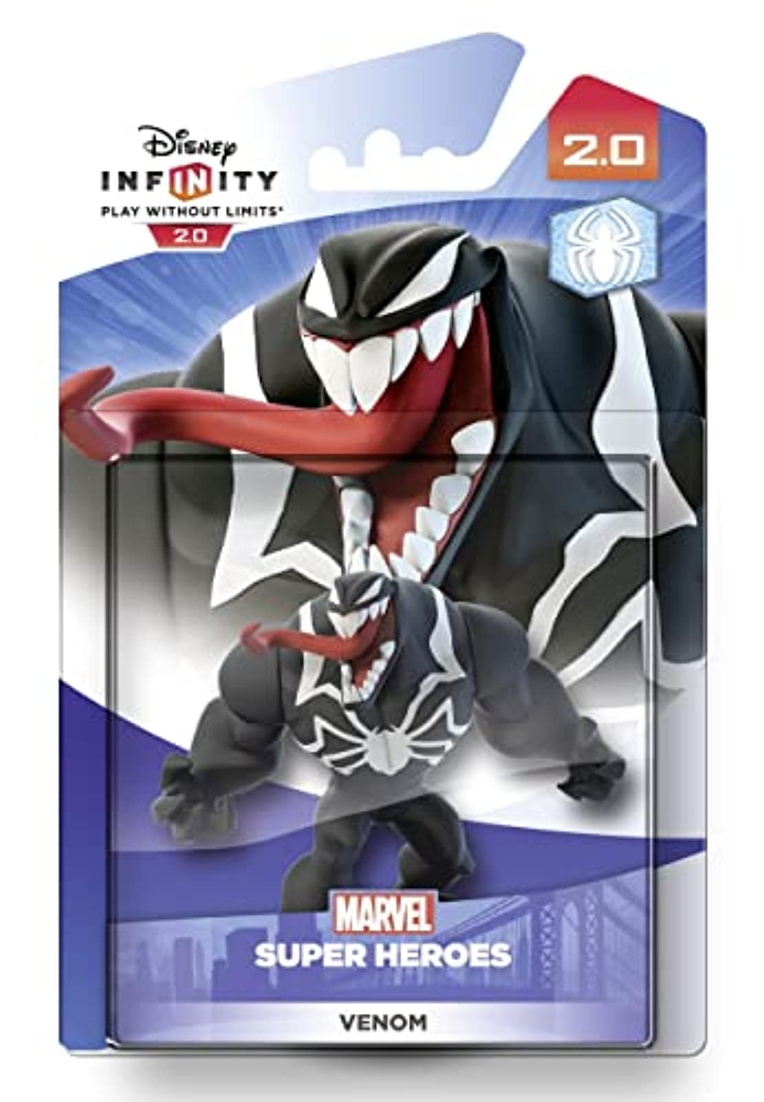 Disney Infinity 2.0 Character Venom View One Of The / Xbox PS4 / PS3 / Nintendo