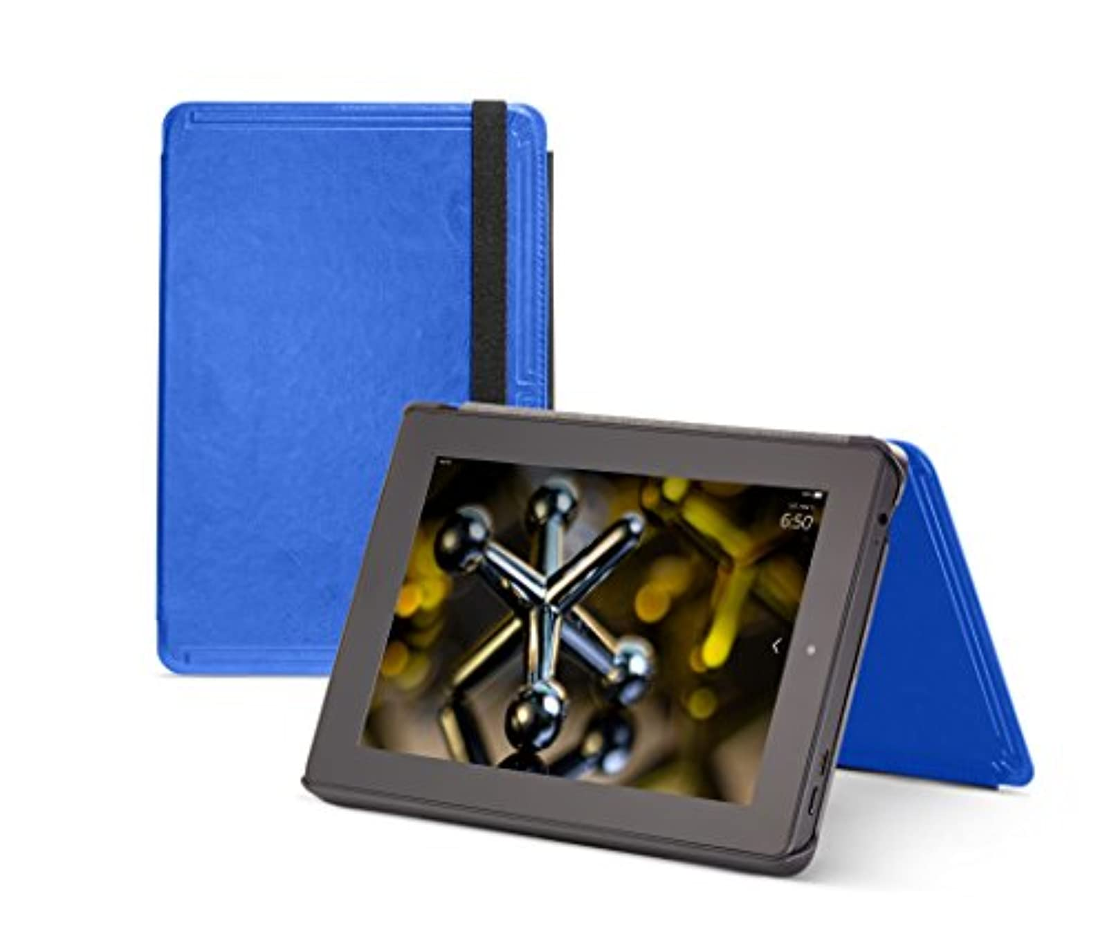 Marblue Slimtech Case For Fire HD 7 Only Fits 4th Generation Fire HD 7 Blue Cove