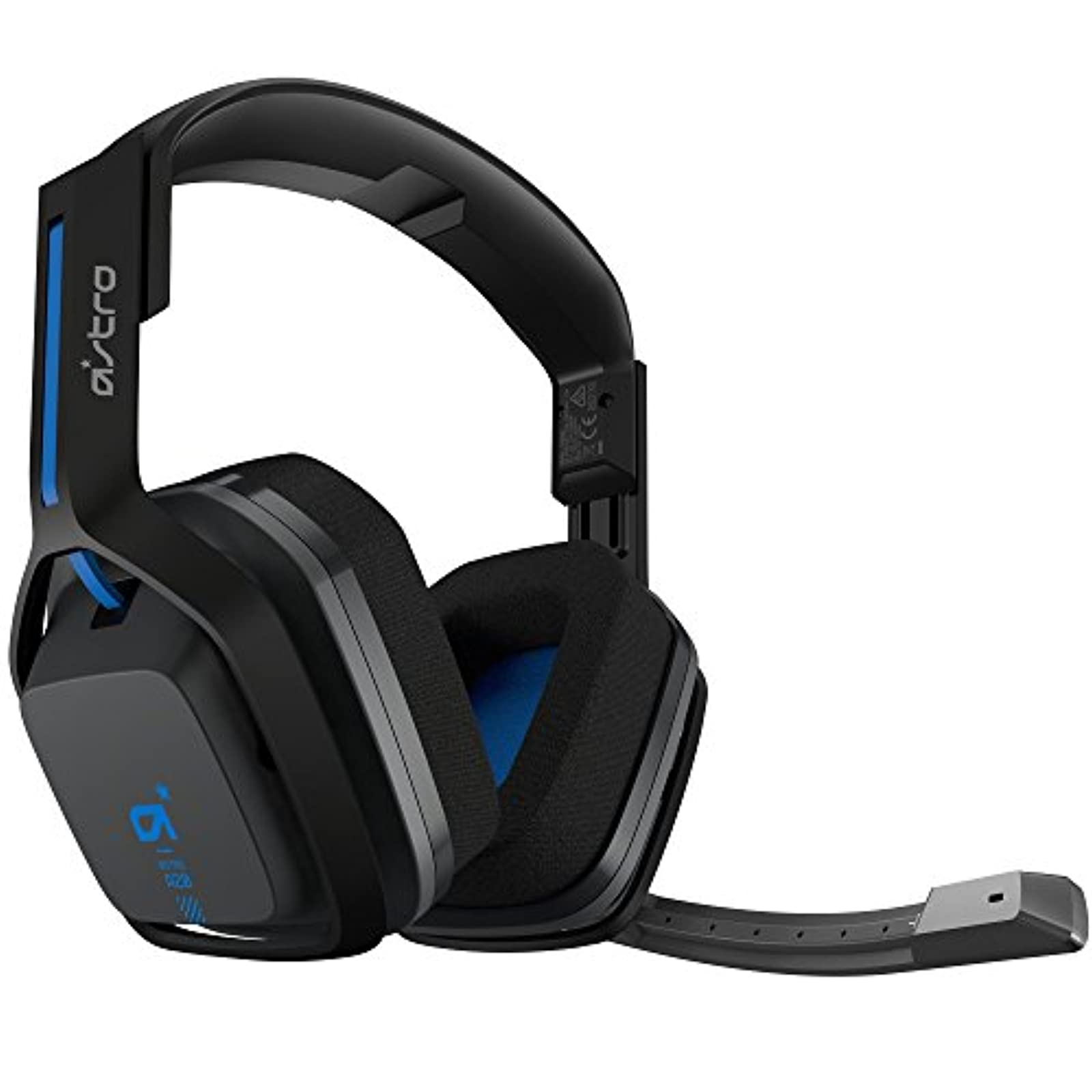Astro Gaming A20 Wireless Headset Black/blue For PlayStation 4 PS4 Microphone Mi