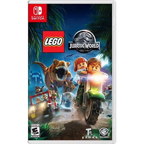 Lego Jurassic World For Nintendo Switch
