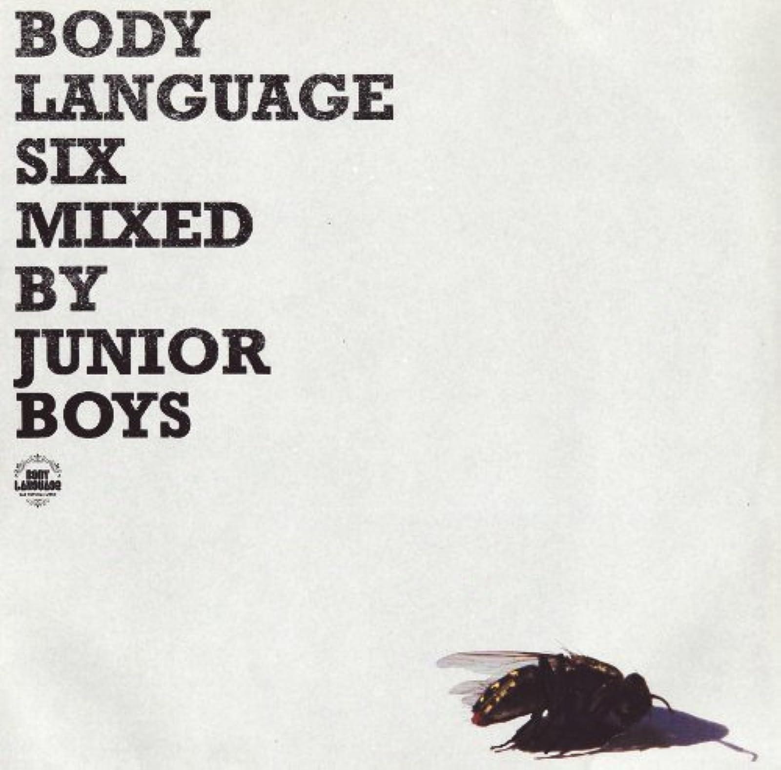 Body Language Vol 6 By Junior Boys On Vinyl Record