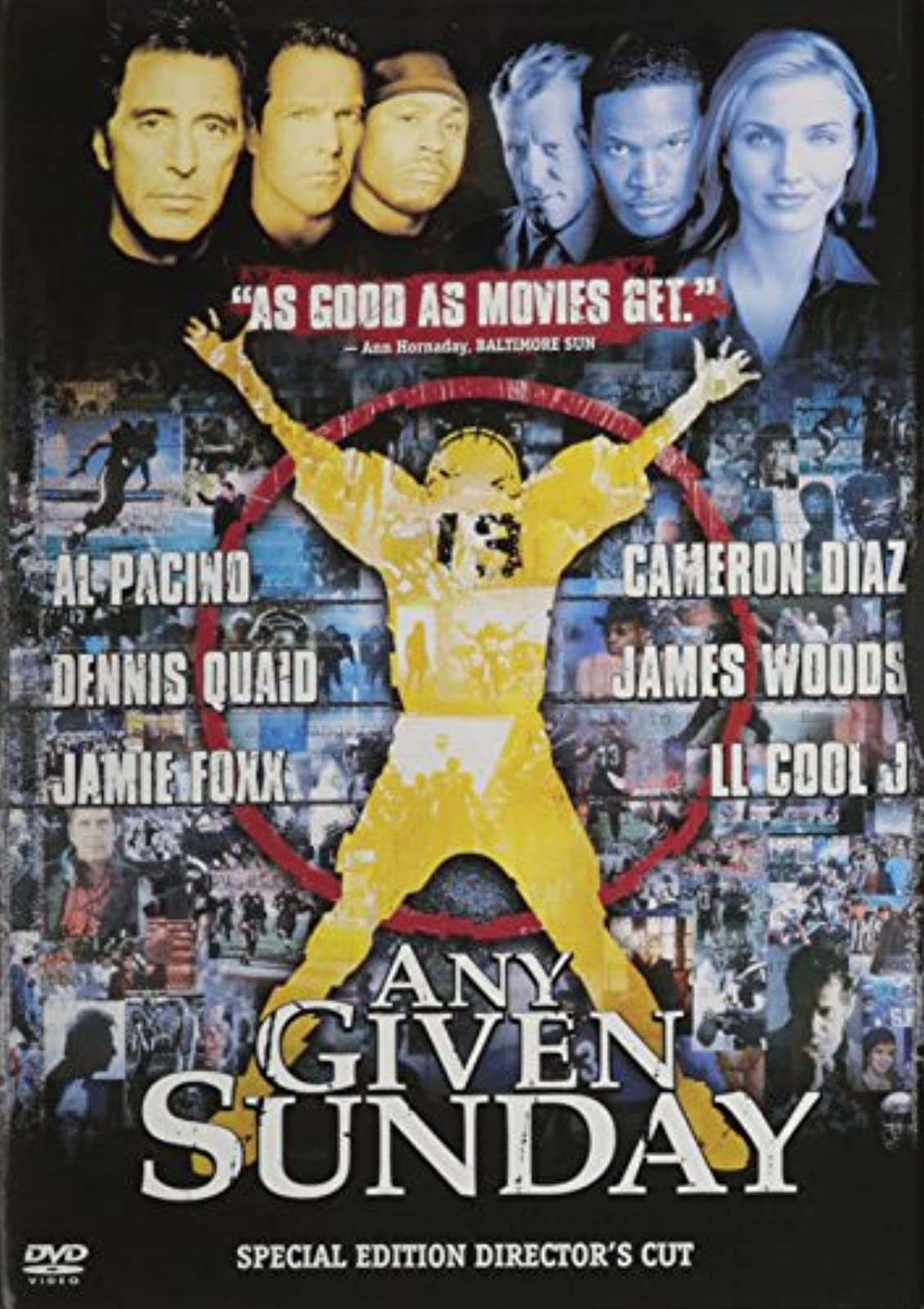 Any Given Sunday On DVD