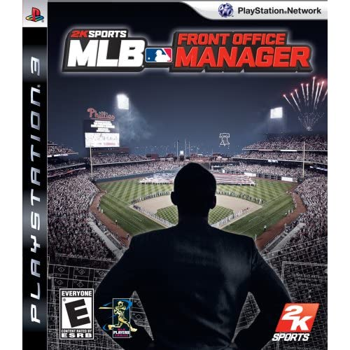 MLB Front Office Manager For PlayStation 3