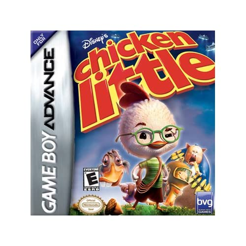 Disney's Chicken Little GBA For GBA Gameboy Advance Arcade