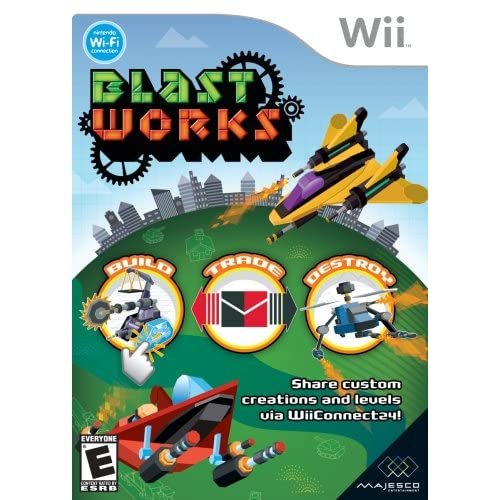 Blast Works: Build Trade Destroy For Wii And Wii U