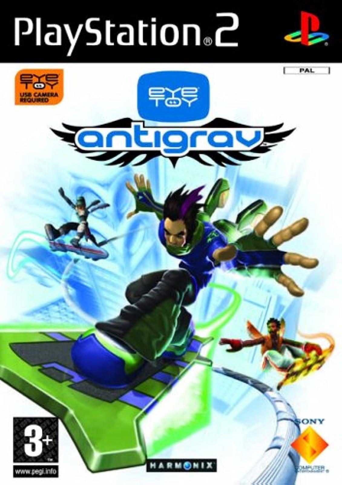 Eyetoy Antigrav For PlayStation 2 PS2