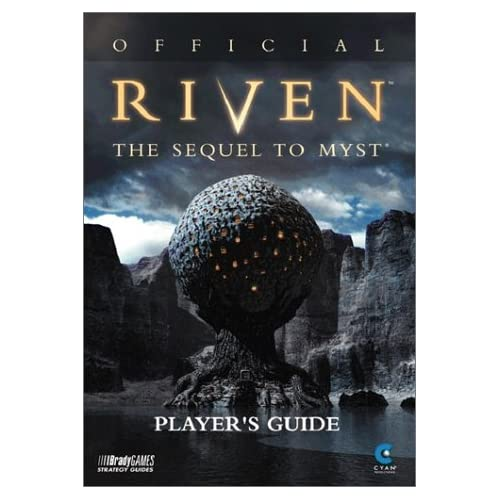 Official Riven Players Guide Bradygames Strategy Guide