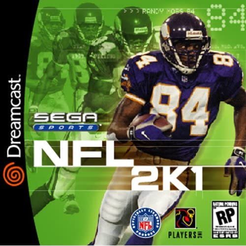 Image 0 of NFL 2K1 For Sega Dreamcast Football