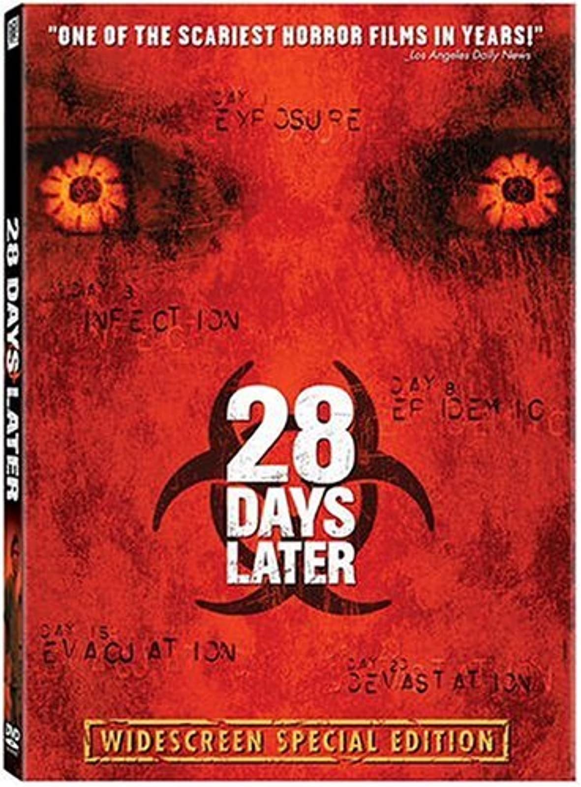 28 Days Later Widescreen Special Edition On DVD with Ray Panthaki