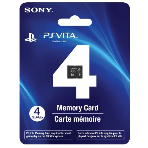 4GB PlayStation Ps Vita Memory Card