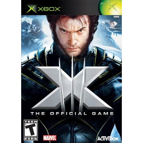 Image 0 of Xmen: The Official Game For Xbox Original