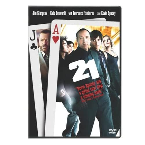 21 Single-Disc Edition On DVD with Jim Sturgess