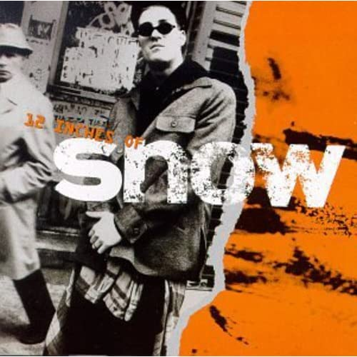 12 Inches Of Snow By Snow On Audio CD Album 2012