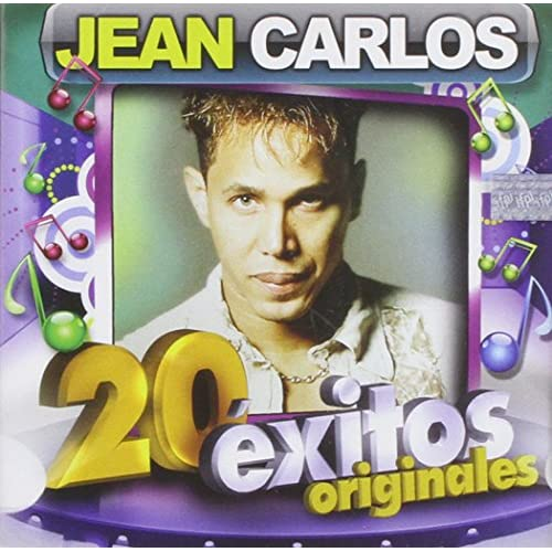 20 Exitos Originales By Carlos Jean On Audio CD Album 2011