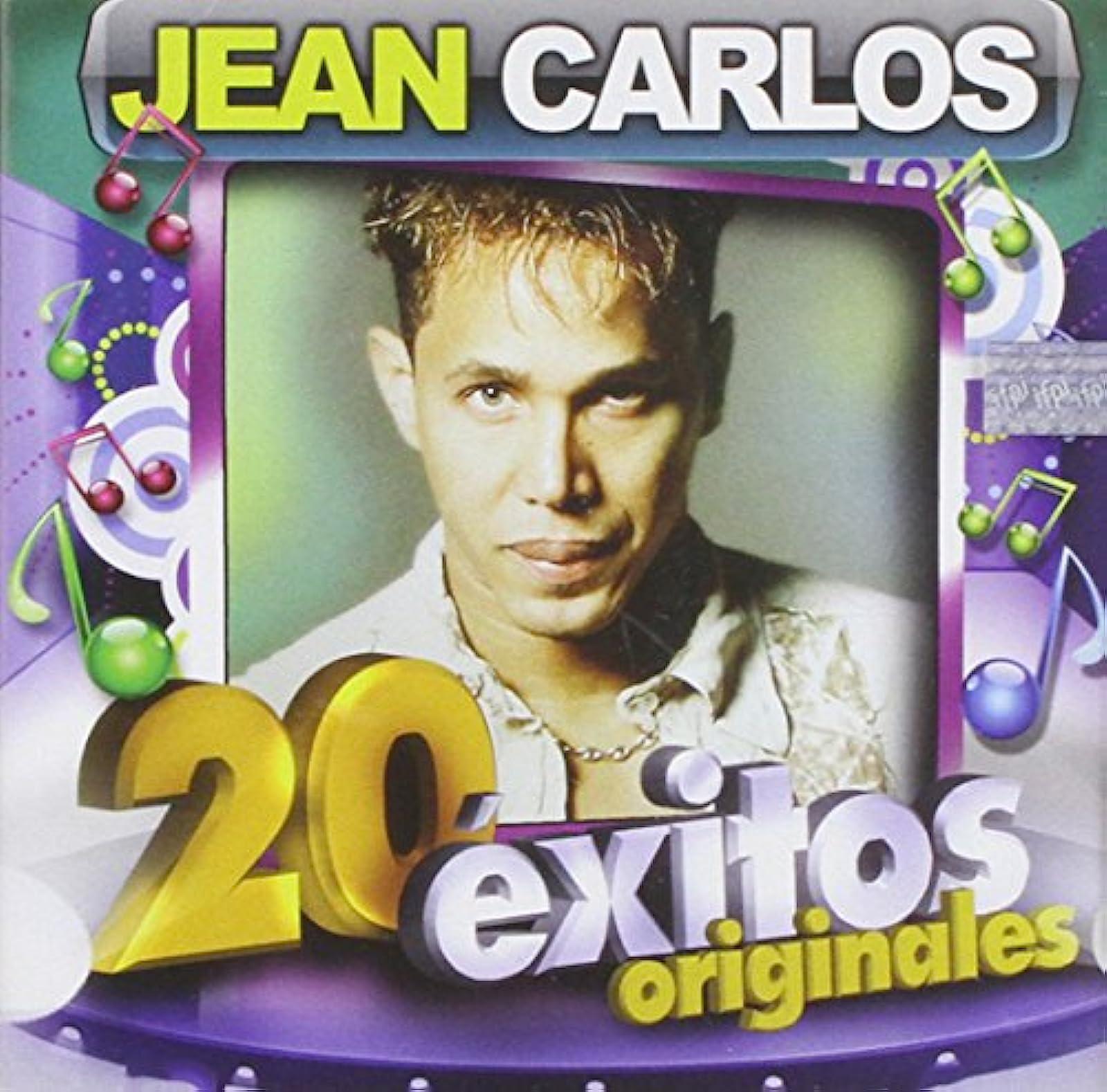 20 Exitos Originales By Carlos Jean On Audio CD Album 2011