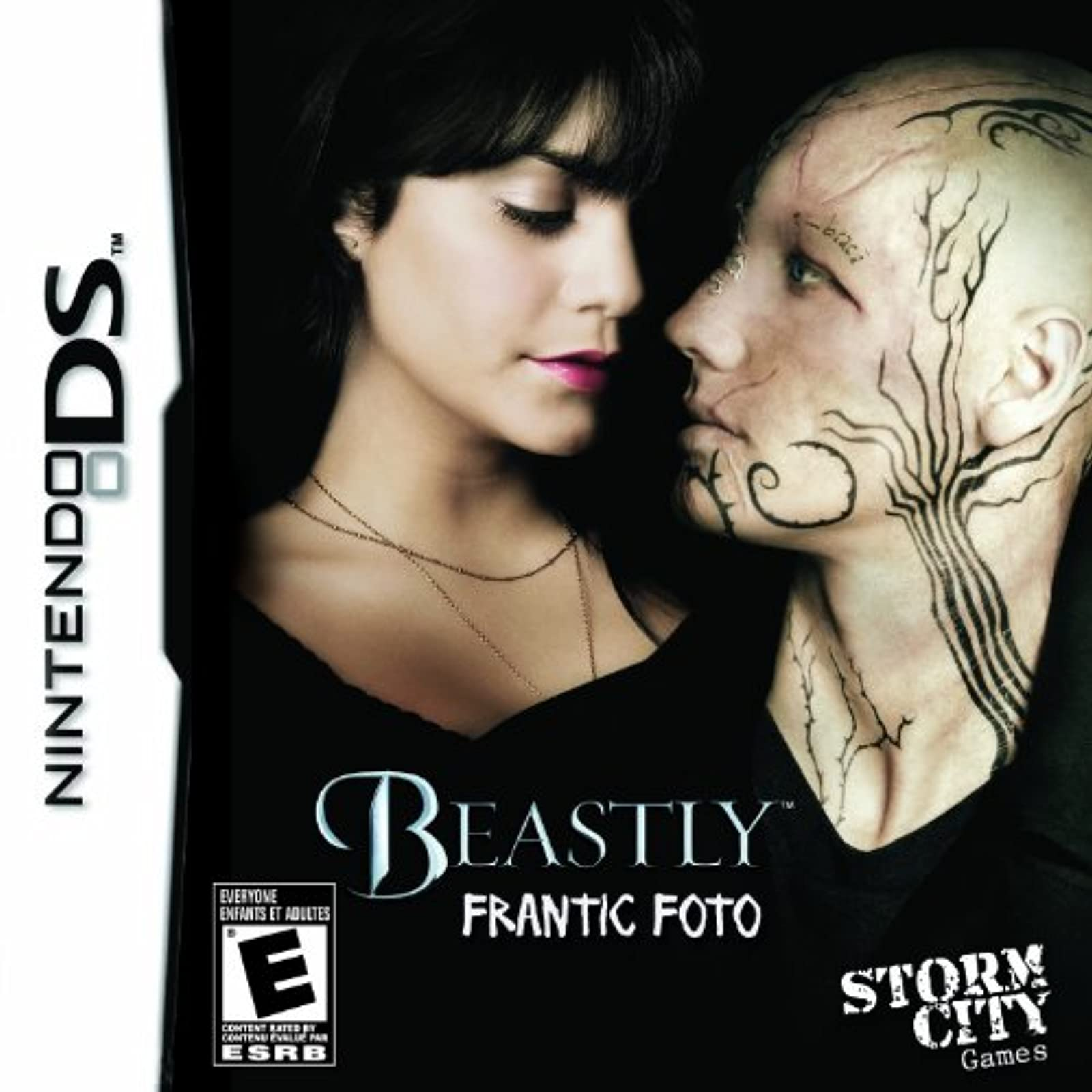 Beastly Frantic Foto For Nintendo DS DSi 3DS 2DS
