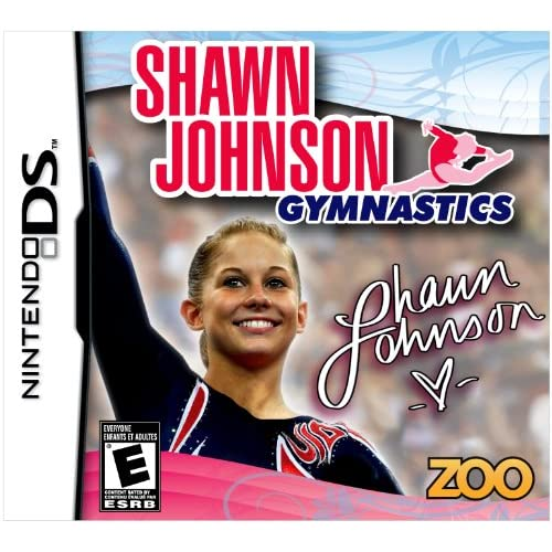 Image 0 of Shawn Johnson Gymnastics For Nintendo DS DSi 3DS 2DS