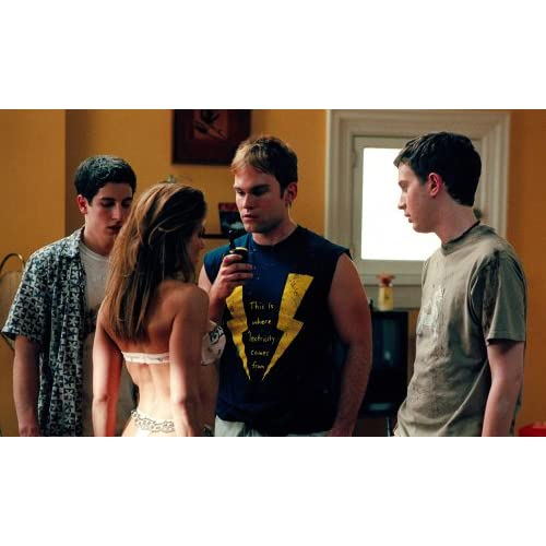 Image 3 of American Pie 2 Unrated Widescreen Edition On DVD With Jason Biggs