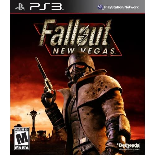 Fallout: New Vegas For PlayStation 3 PS3
