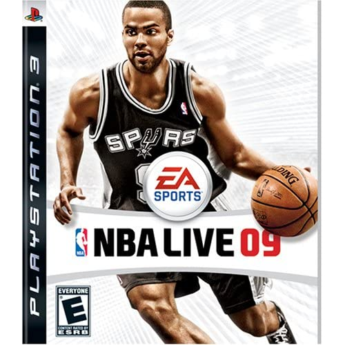 Image 0 of NBA Live 09 For PlayStation 3 PS3 Basketball