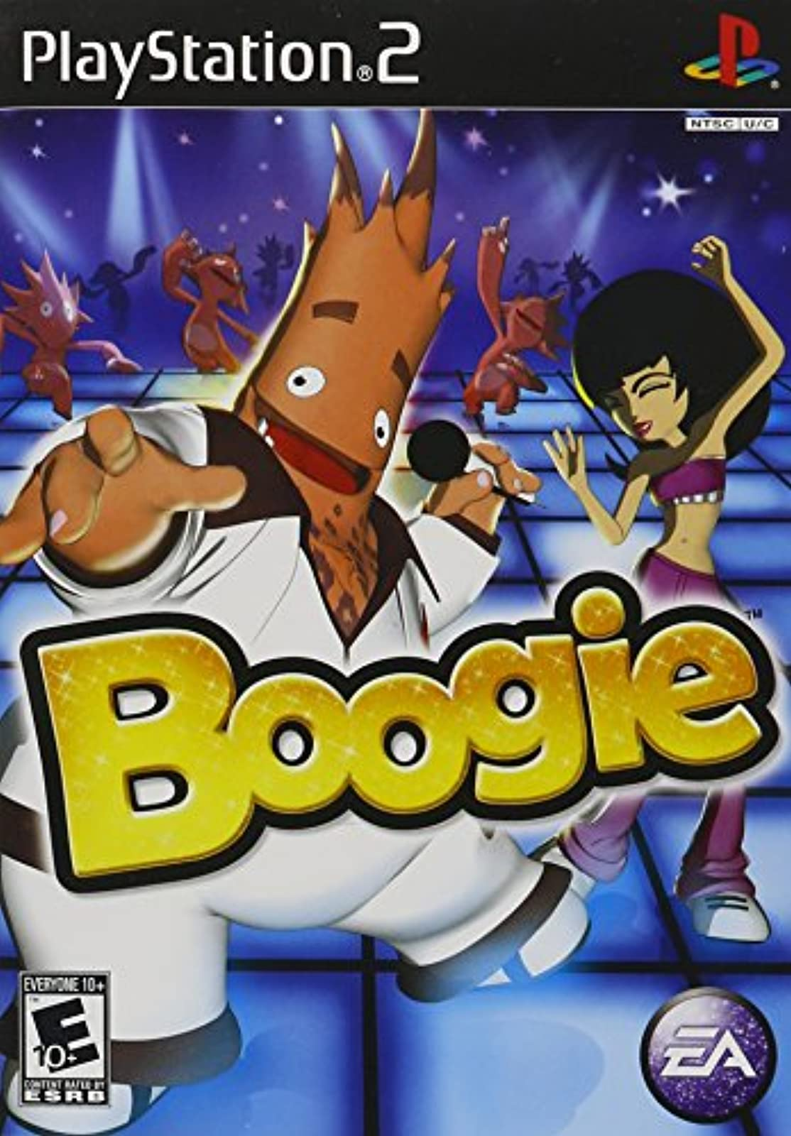 Boogie Software Only For PlayStation 2 PS2