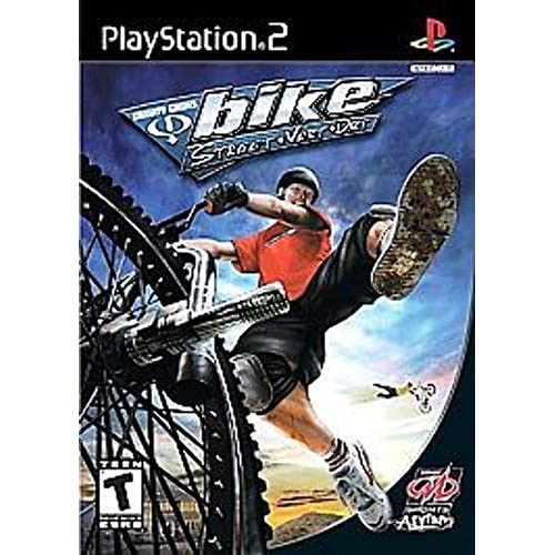 Gravity Games Bike For PlayStation 2 PS2