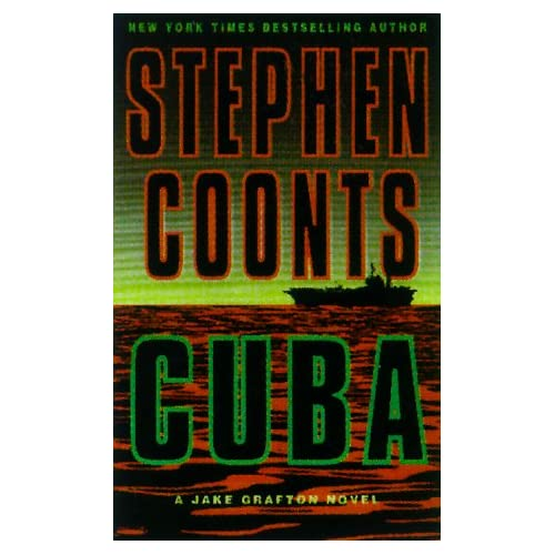 Image 0 of Cuba By Coonts Stephen Gilliland Richard Narrator On Audio Cassette