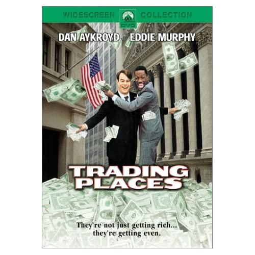 Trading Places Widescreen Collection On DVD With Eddie Murphy