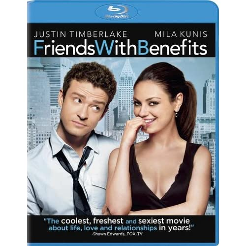 Friends With Benefits On Blu-Ray Romance