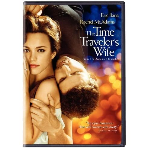 The Time Traveler's Wife On DVD With Rachel Mcadams Drama