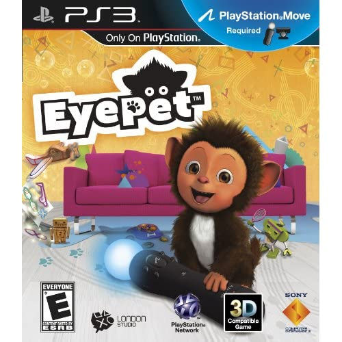 Eyepet Game For PS3 PlayStation 3